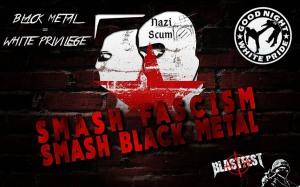 Anti-Nazi Black Metal meets (((Hollywood Satanism))).
